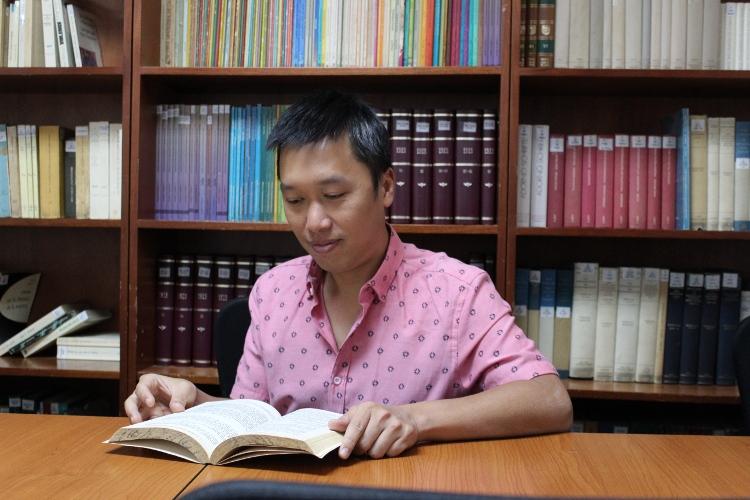 """Entrevista Dr. Kuok-Wa (Jimmy) Chao: """"Al salir se aprenden muchas cosas nuevas y se abre a una visión completamente diferente de lo que es la investigación"""""""