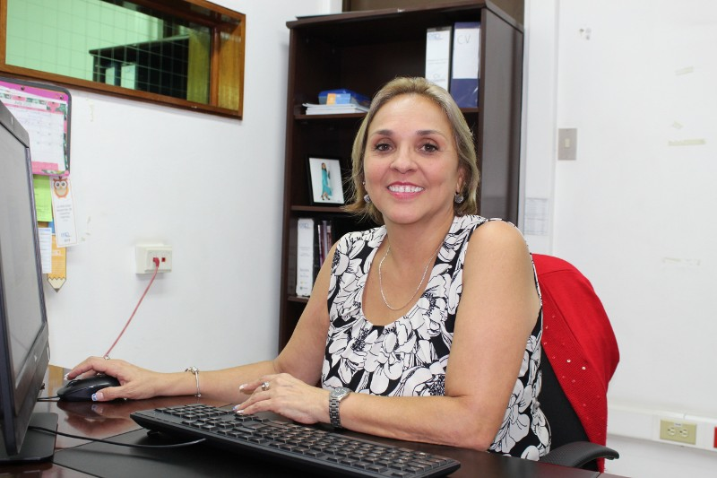 """Grettel Mora: """"A pesar de tener toda la teoría y ser expertos en el idioma, es imprescindible estar en un país que tenga el idioma como lengua materna para terminar de amalgamar el conocimiento"""""""