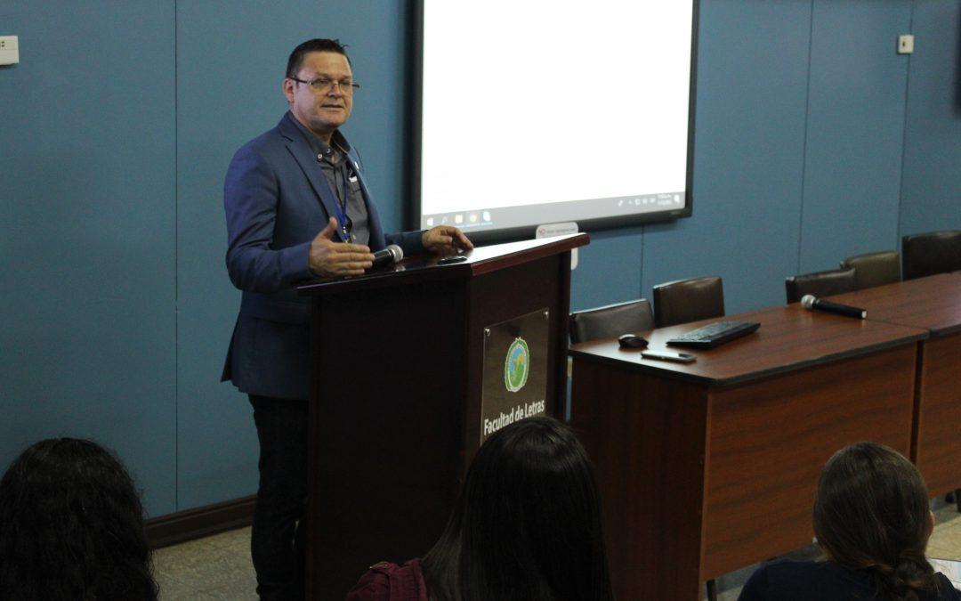"""Dr. Allen Quesada Pacheco: """"Una línea que debe tener este Congreso en el futuro es la integración de la tecnología en la educación y en el aula"""""""